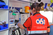 El 061 recibe un sobresaliente alto por su servicio en caso de emergencia en Almería