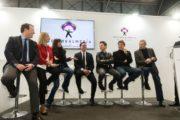 Jorge Lorenzo, Manel Fuentes, Juan Diego y Natalia Verbeke confiesan su pasión por Almería' en FITUR 2020