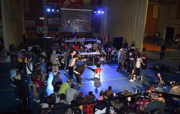 Cuarenta 'crews' competirán por los 3.000 euros de recompensa del 'Duelo en el Desierto' del Hip Hop Street Vícar