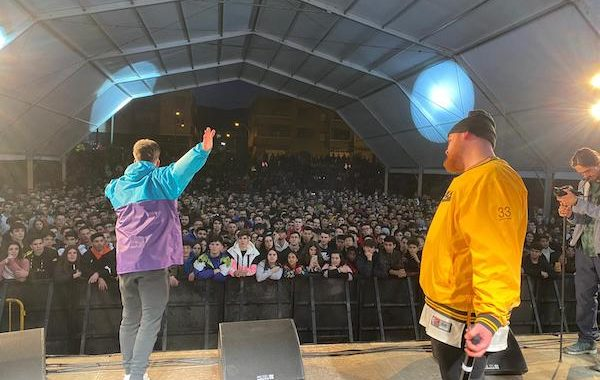 Hip Hop Street Vícar moviliza a más de 700 participantes y a miles de jóvenes amantes de la cultura urbana