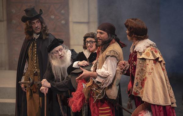 Últimos días para optar a la dirección artística de las XXXVII Jornadas de Teatro del Siglo de Oro en Almería