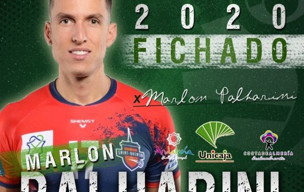 Marlon Palharini, nuevo fichaje del Unicaja Almería