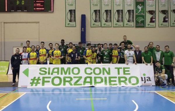Victoria de Unicaja ante Ibiza y apoyo a Piero Molducci