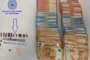Una decena de detenidos en una operación policial contra el tráfico de drogas en Los Molinos