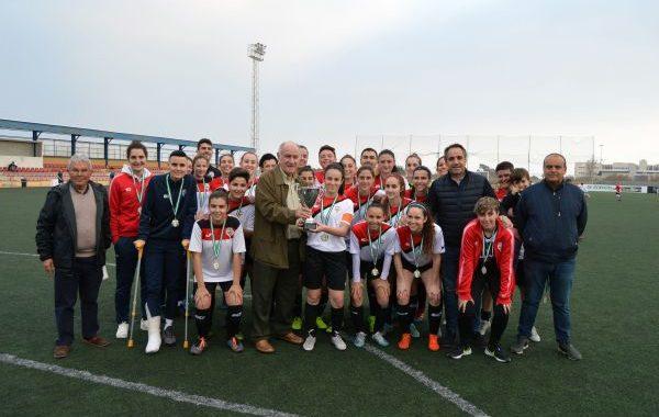 La Cañada Atlético Femenino, campeón de la Liga Provincial de fútbol