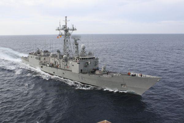 Fragata Santa María