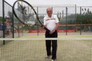 Fallece Luis León, impulsor del tenis en la provincia de Almería
