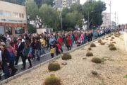Aguadulce vuelve a manifestarse el 23F para exigir una solución a El Cañarete