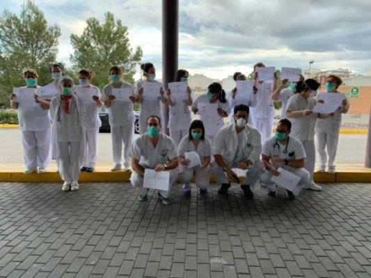 Sanitarios, Huércal-Overa