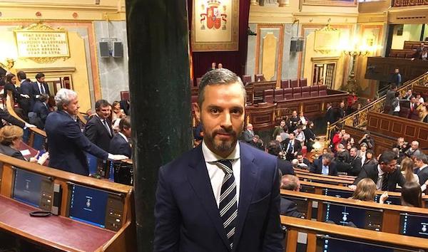 Juan Bravo, consejero Hacienda Junta 2020
