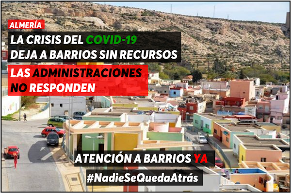#NADIESEQUEDAATRAS