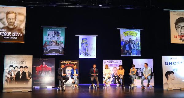 Presentación Festival de Teatro El Ejido