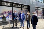La residencia universitaria Civitas cede 50 habitaciones a sanitarios durante la crisis del coronavirus