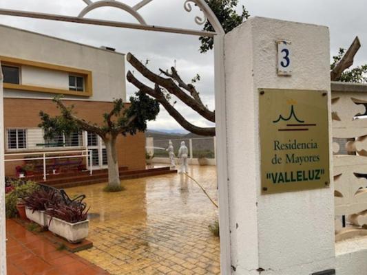 Residencia de mayores Valleluz Illar