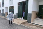 Mas de cien voluntarios ayudan a los vecinos de Fiñana a pasar el confinamiento por el coronavirus