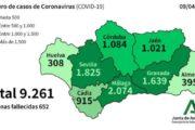 COVID-19: Almería contabiliza 17 nuevos confirmados y un fallecido en las últimas horas
