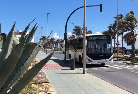Autobús urbano Almería
