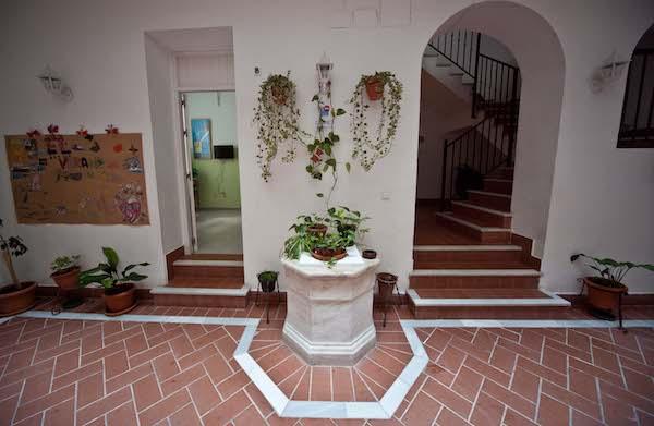 Casa de acogida Andalucía