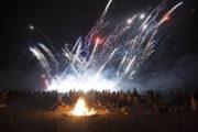 Almería suspende las hogueras de San Juan y traslada la fiesta al 26 de diciembre, Día del Pendón