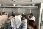 Torrecárdenas traslada la UCI Pediátrica al Hospital Materno Infantil