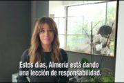 'Almería es muy grande', el vídeo de la sociedad almeriense ante el COVID-19