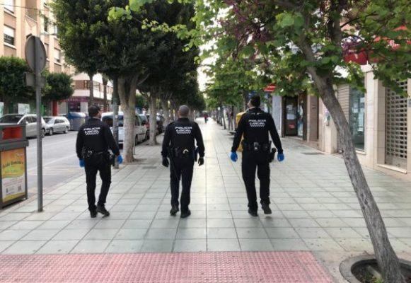 Policía Local, El Ejido