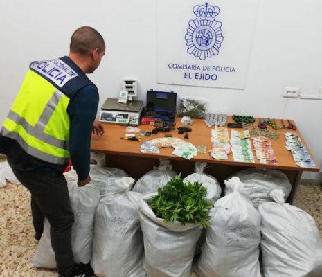 Policia Nacional El Ejido