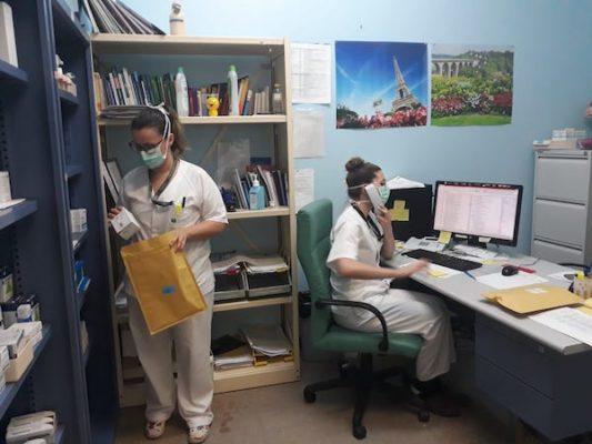 Preparación envío domiciliario medicación