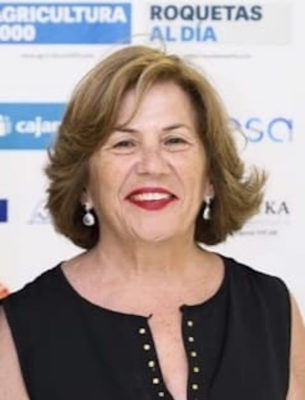 Amparo García Escarabajal, directora IES Aguadulce