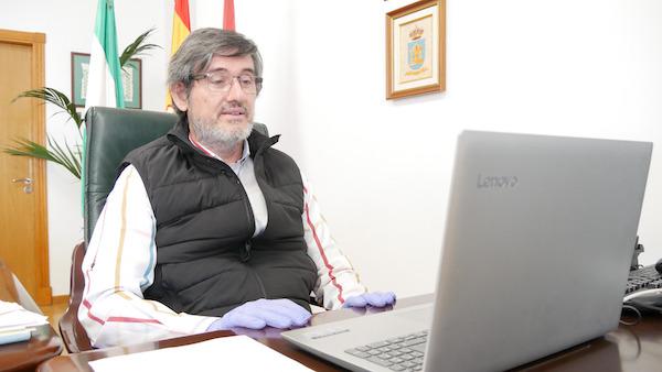 alcalde de Adra
