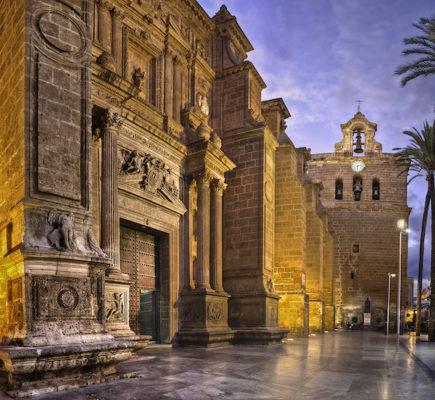© Domingo Leiva 1. Fachada de la Catedral