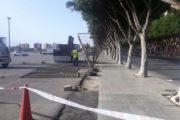 Retiran el vallado de la Avenida del Mediterráneo