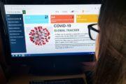 Una aplicación permite seguir la evolución global de la pandemia de covid-19