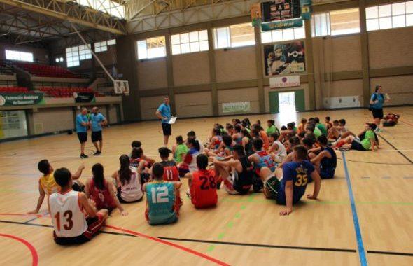 Suspendido el Campus FAB Almería de la Federación Andaluza de Baloncesto