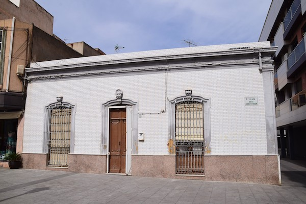 Estado actual Casa Anita Guerrero