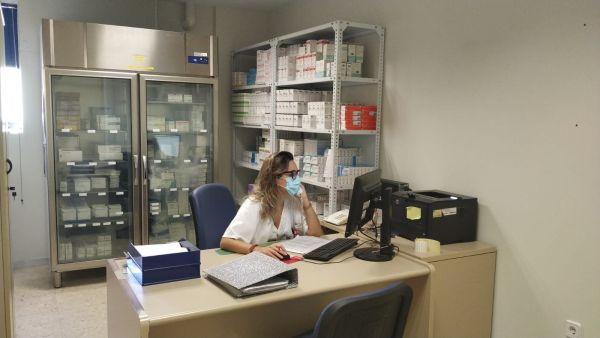 Farmacia de Torrecárdenas