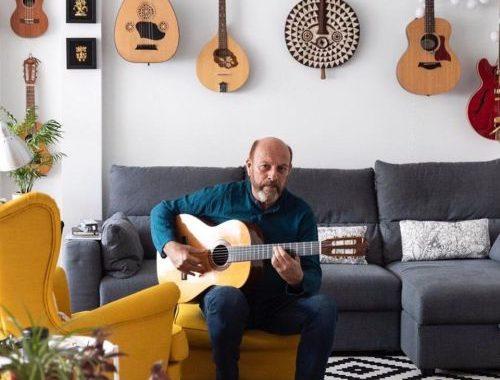 Javier Ruibal estrena una canción dedicada al personal sanitario