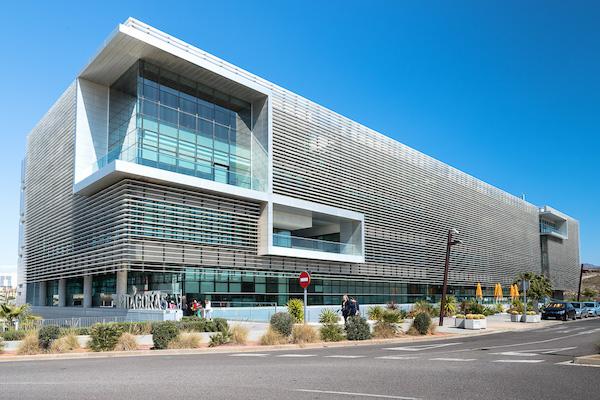 Edificio Pitagoras