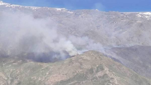 Incendio Mojácar