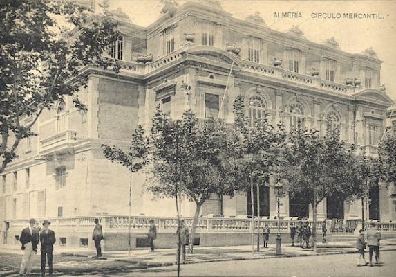 Teatro Cervantes - Círculo 1921