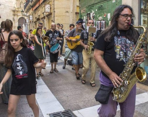 fiesta música 2019