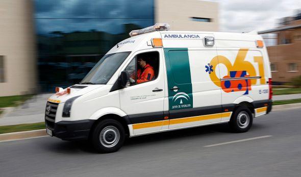 Ambulancia 112. 061