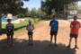 Alejandro Benavides y Paula Navarro ganan el campeonato provincial alevín de tenis