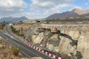 Obras de mejora en la A-332 en Pulpí cortarán al tráfico la carretera desde el lunes