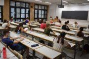 Comienzan los exámenes de acceso a la universidad para 3.510 estudiantes en Almería
