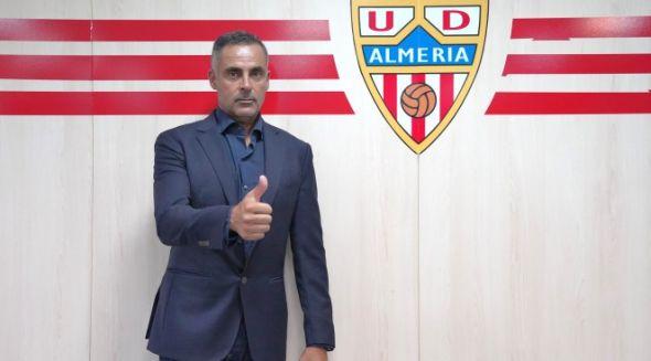 José Gomes es el nuevo entrenador del Almería