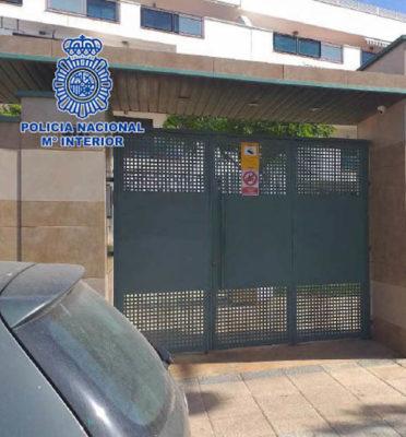 Policía residencial Retamar