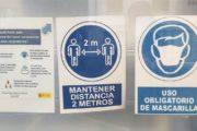 Multas de 100 euros por el incumplimiento del uso de la mascarilla