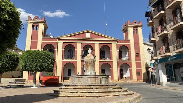ayuntamiento de berja julio 2020