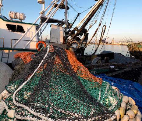 pesca de arrastre